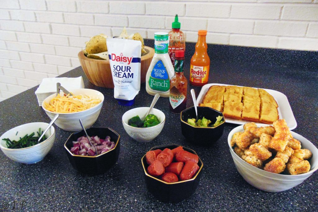 chili toppings topping ideas party