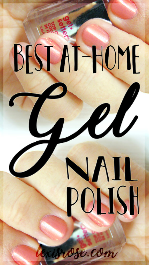 best at home gel nail polish