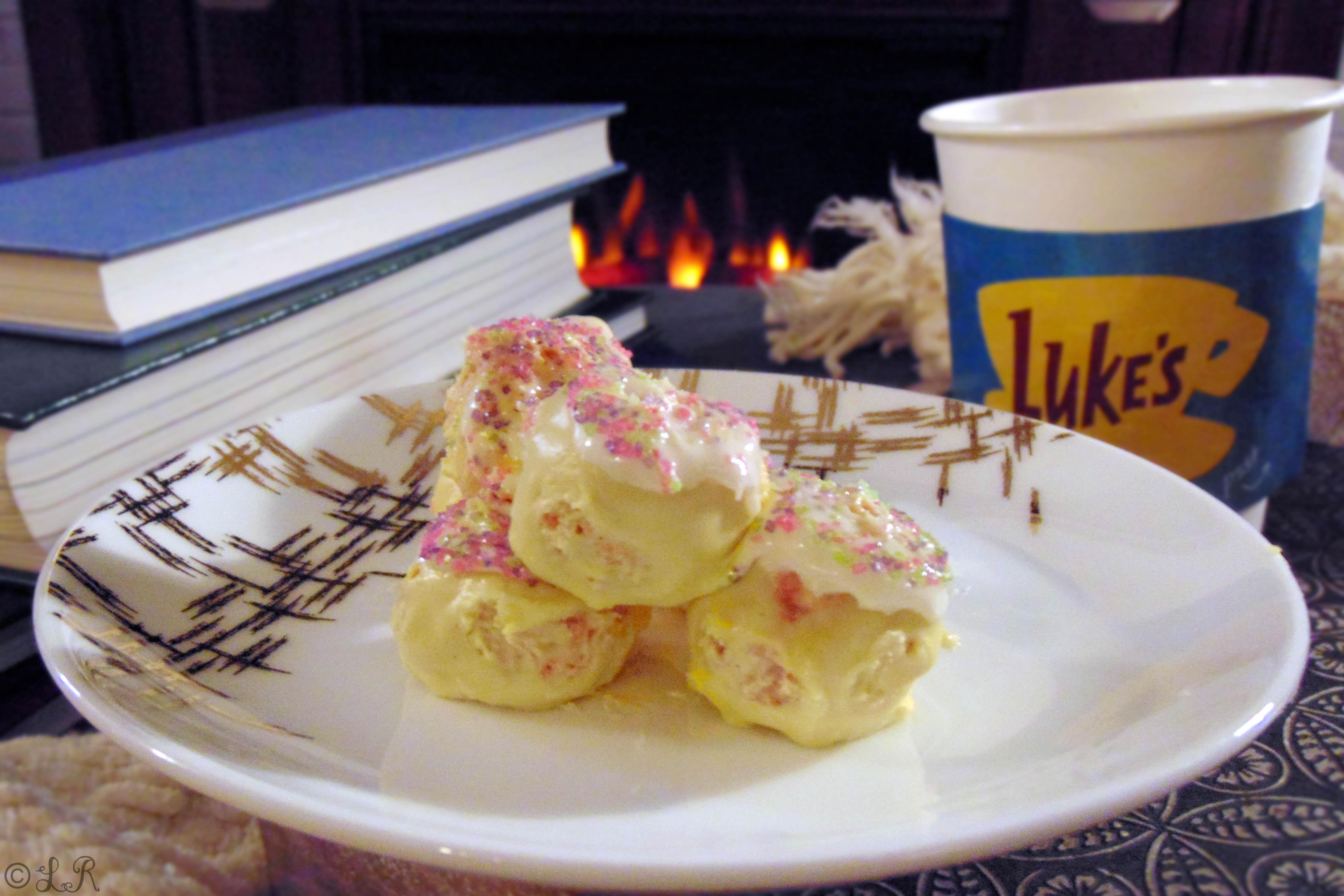 gilmore girls revival dessert