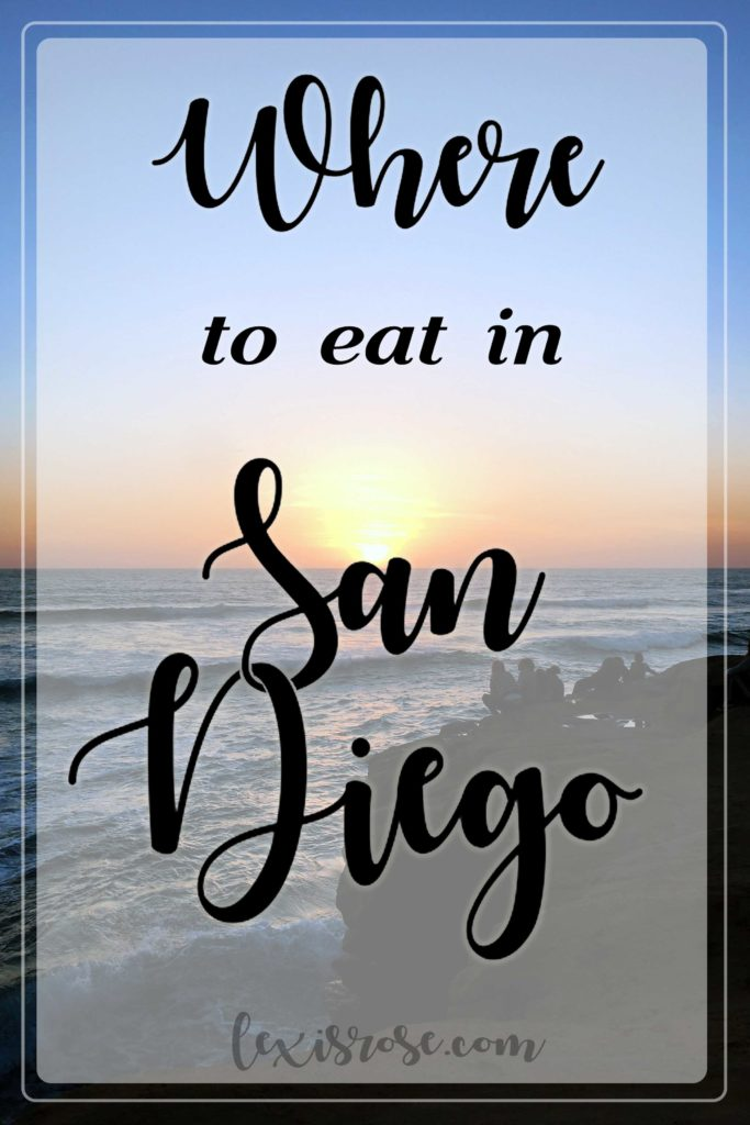 san diego restaurants where to eat breakfast lunch dinner california