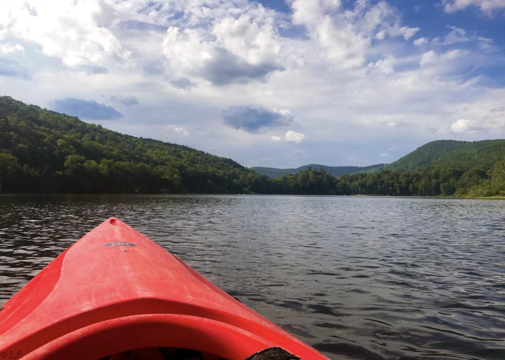 vermont summer lake