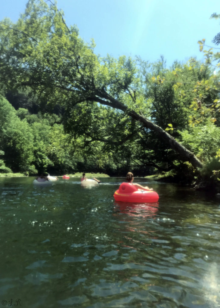 vermont river tubing summer