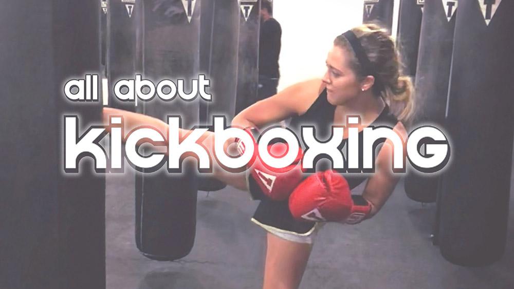 kick boxing title