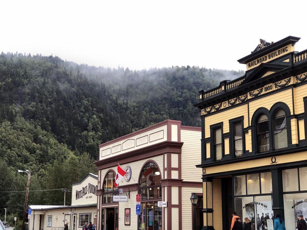 Skagway, Alaska / Yukon, Canada