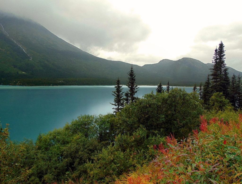 Tutshi Lake / Yukon / Alaska / Skagway