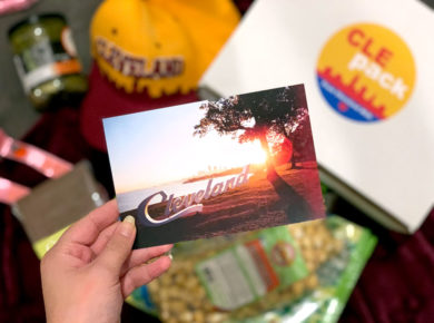 Cle Pack Cleveland Gift Idea