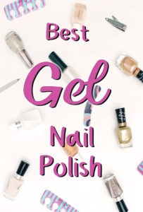 Gel Nail Polish infographic