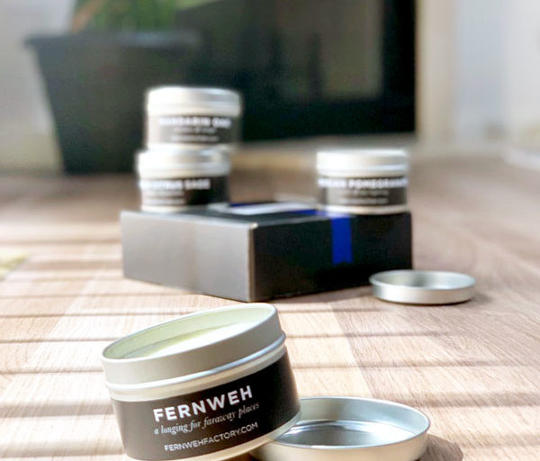 Fernweh Candles - Travel candles review #travel #candles