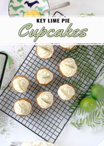 Key Lime Pie Cupcakes Recipe