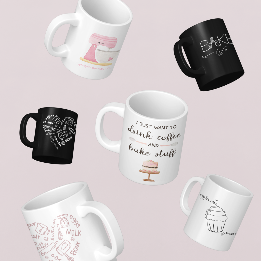 baking mugs baker mug love to bake