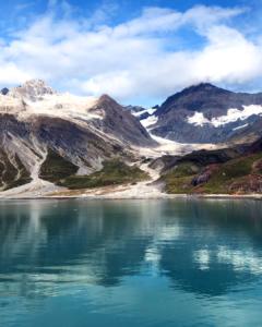 glacier bay alaska glaciers