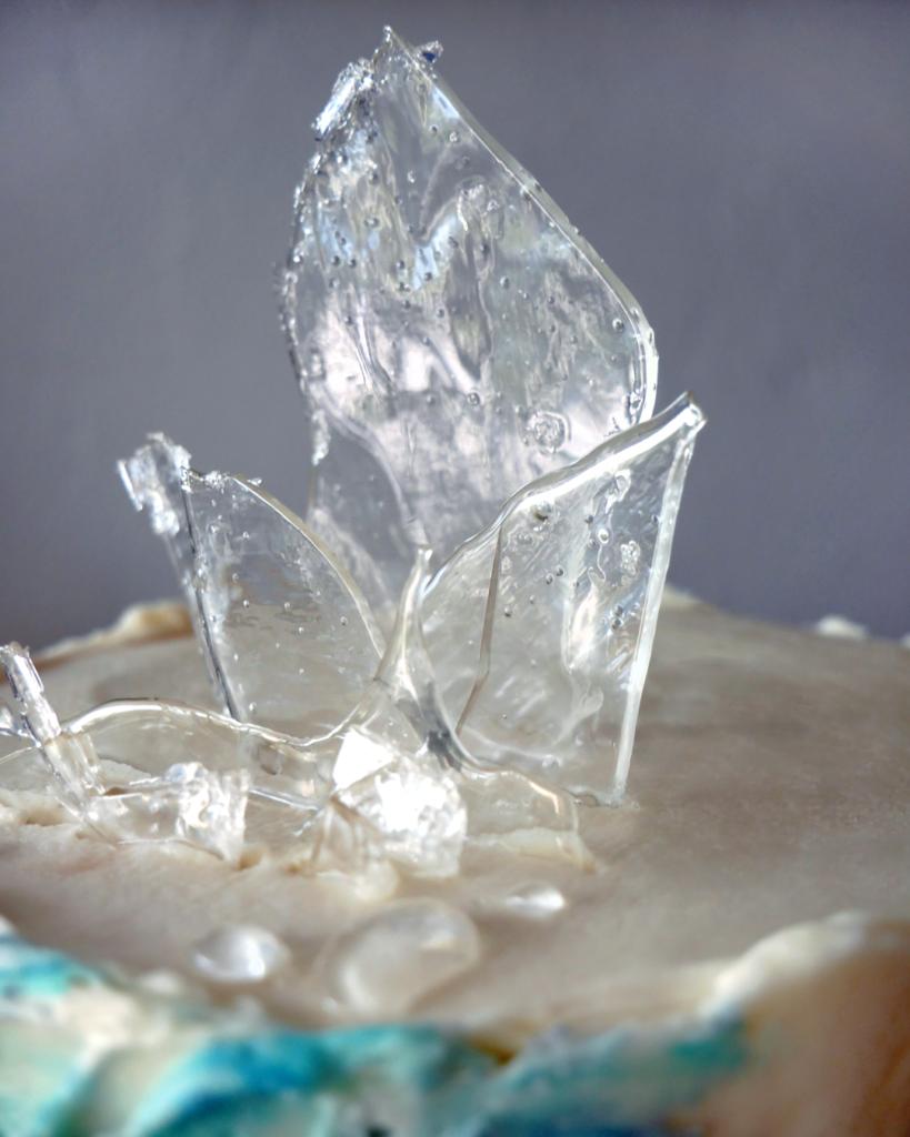 isomalt ice isomalt sail isomalt glass